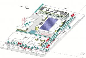 Een modern, duurzaam en samenwerkend bedrijventerrein, weg van het hokjesdenken.